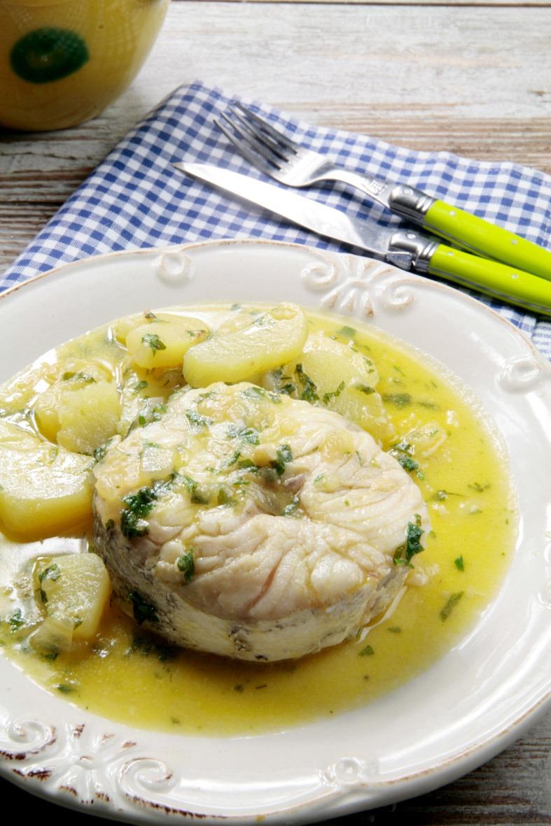 receta merluza en salsa verde ybarra en tu cocina