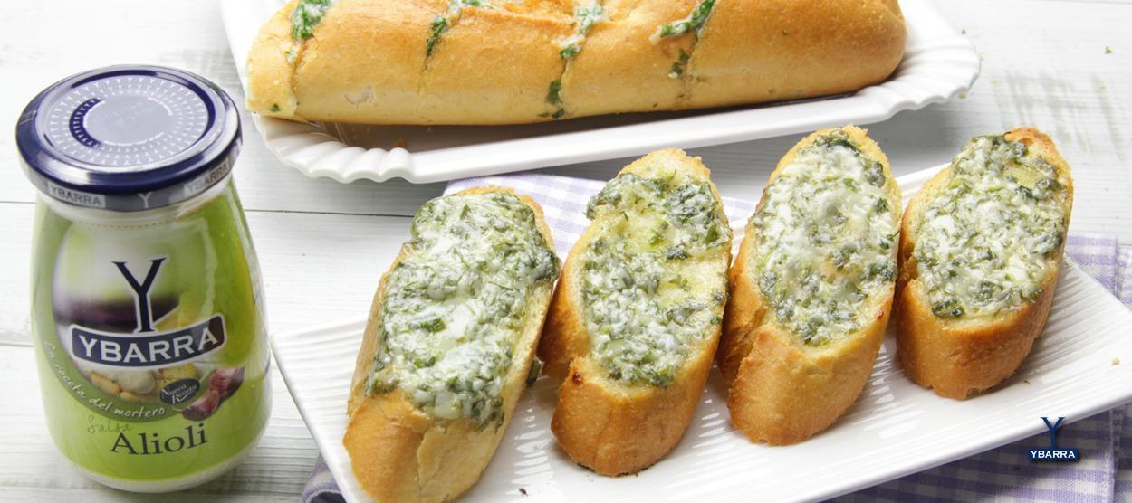 Receta pan de alioli ybarra - Judias verdes ybarra ...