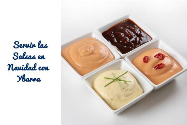 Receta c mo servir las salsas ybarra en tu cocina for Utensilios para servir comida