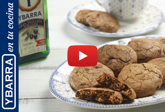 galletasdechocolateconaceitedeoliva