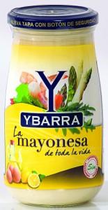3MAYONESA1 155x300 Nuestras Salsas Ybarra Sin Gluten