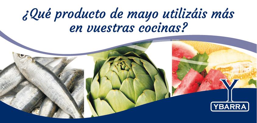 Productos de mayo en ybarra - Judias verdes ybarra ...