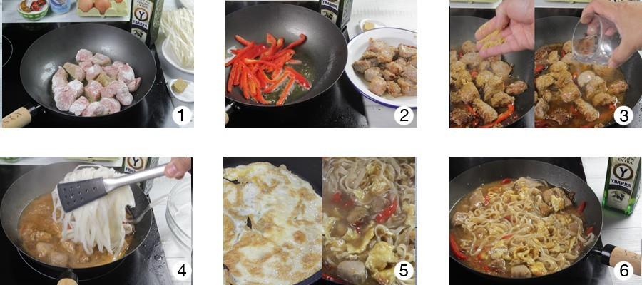 Receta de wok de ternera con aceite de oliva virgen extra for Cocinar wok en casa