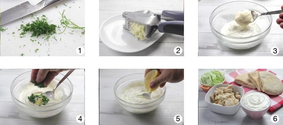 ybarra salsa para kebabas mayonesa