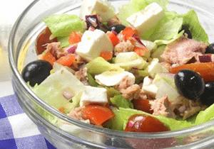 Receta 5 ensaladas f ciles para cenar ybarra en tu cocina for Q hacer de cenar hoy