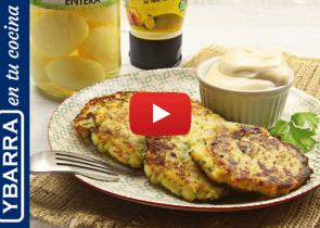 Recetas con mayonesa aceites y salsas ybarra - Judias verdes ybarra ...