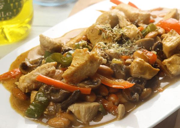 20 recetas con pollo ybarra en tu cocina - Judias verdes ybarra ...