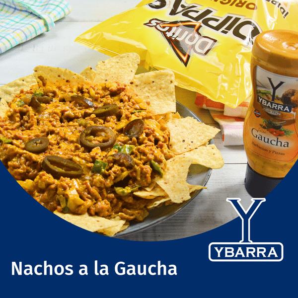 Nachos a la Gaucha