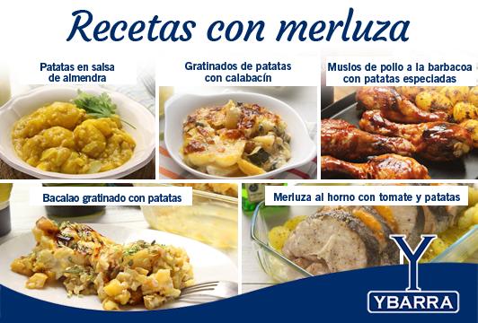 Recetas con merluza - Canelones de merluza y mayonesa