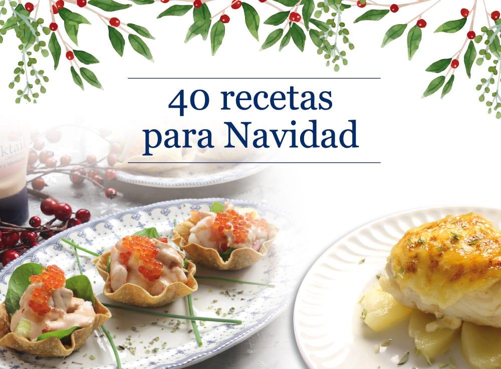 Receta 40 Recetas Para Navidad Ybarra En Tu Cocina