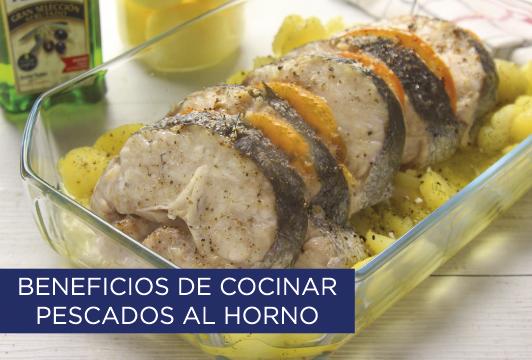 Beneficios De Cocinar Pescado Al Horno