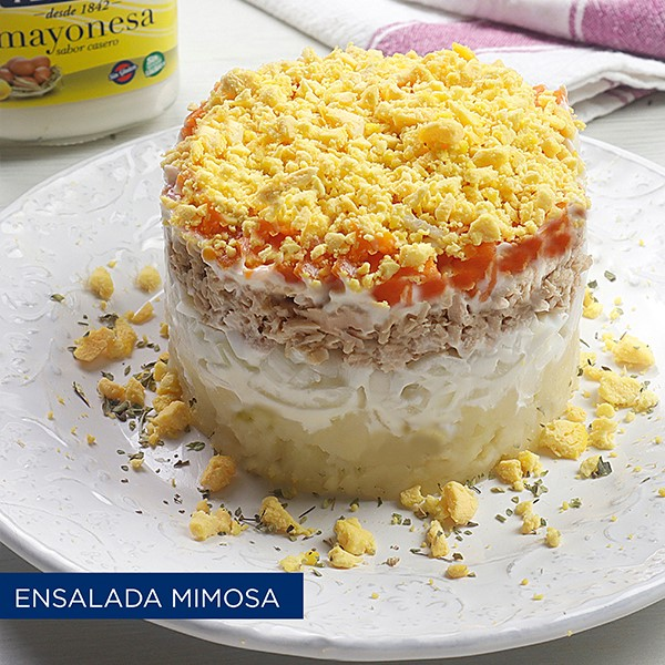 Ensalada Mimosa